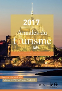 Deedr.fr Annales du tourisme Image