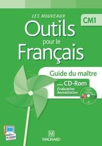 Catherine Simard - Les nouveaux outils pour le français CM1 - Guide du maître. 1 Cédérom