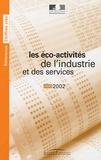 Catherine Souquet - Les éco-activités de l'industrie et des services en 1997.