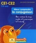 Catherine Stoltz et Lou Lecacheur - Mieux comprendre la conjugaison CE1-CE2 - Bien maîtriser les temps simples et le passé composé de l'indicatif.