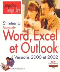 Sinitier à Word, Excel, et Outlook - Versions 2000 et 2002.pdf