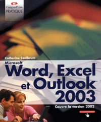 Histoiresdenlire.be Word, Excel et Outlook - Versions 2002 et 2003 Image