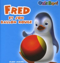 Catherine Teissandier - Fred et son ballon rouge.