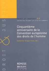 Cinquantième anniversaire de la Convention européenne des droits de lHomme.pdf