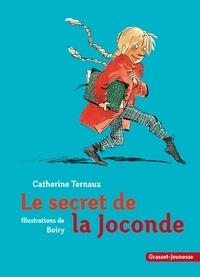 Catherine Ternaux et  Boiry - Le secret de la Joconde.