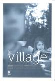 Catherine Thoyer et Philippe Busser - Le village.