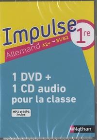 Allemand 1re A2+-B1/B2 Impulse - Catherine Torres-Spartalis  