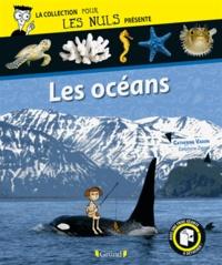 Catherine Vadon et Delphine Zigoni - Les océans.