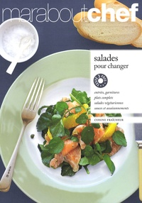 Catherine Vandevyvere - Salades pour changer.