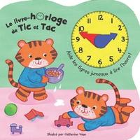 Deedr.fr Le livre-horloge de Tic et Tac Image