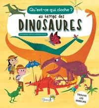 Catherine Veitch et Fermín Solís - Au temps des dinosaures.