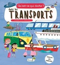 Catherine Veitch et Fermín Solís - Dans les transports.