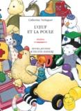 Catherine Verlaguet - L'oeuf et la poule.