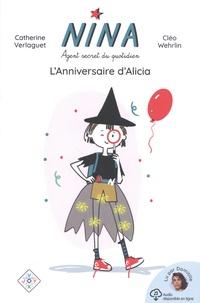 Catherine Verlaguet et Cléo Wehrlin - Nina, agent secret du quotidien  : L'anniversaire d'Alicia.