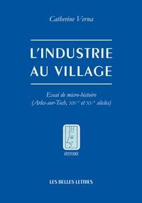 Deedr.fr L'industrie au village - Essai de micro-histoire (Arles-sur-Tech, XIVe et XVe siècles) Image