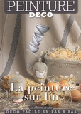 Catherine Vialay - Peindre sur lin.