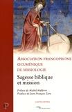 Catherine Vialle et Jacques Matthey - Sagesse biblique et mission.