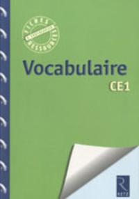 Catherine Vialles - Vocabulaire CE1.