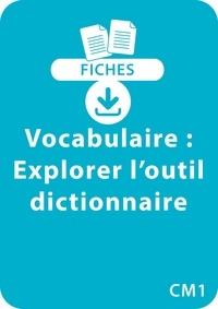 Catherine Vialles - Vocabulaire CM1.