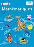 Catherine Vilaro et Didier Fritz - Litchi Mathématiques CE1 - Fichier de l'élève.