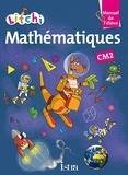 Catherine Vilaro et Matthias Fritz - Litchi mathématiques CM2 - Manuel de l'élève.