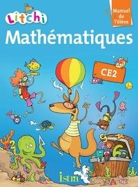 Catherine Vilaro et Didier Fritz - Mathématiques CE2 Litchi.