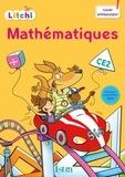 Catherine Vilaro et Didier Fritz - Mathématiques CE2 Litchi - Guide pédagogique.