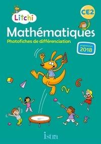 Catherine Vilaro et Didier Fritz - Mathématiques CE2 Litchi - Photofiches de différenciation.
