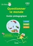 Catherine Vilaro et Didier Fritz - Questionner le monde CE2 - Guide pédagogique.