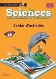 Catherine Vilaro et Didier Fritz - Sciences expérimentales et technologie CE2 - Cahier d'activités.