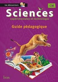 Catherine Vilaro et Didier Fritz - Sciences expérimentales et technologie CM - Guide pédagogique.
