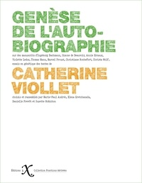 Catherine Viollet - Genèse de l'autobiographie.