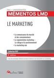 Catherine Viot - Le marketing - La connaissance du marché et des consommateurs, la segmentation marketing - Le ciblage et le positionnement, le marketing mix.