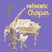Catherine Weill et Charlotte Voake - Frédéric Chopin. 1 CD audio