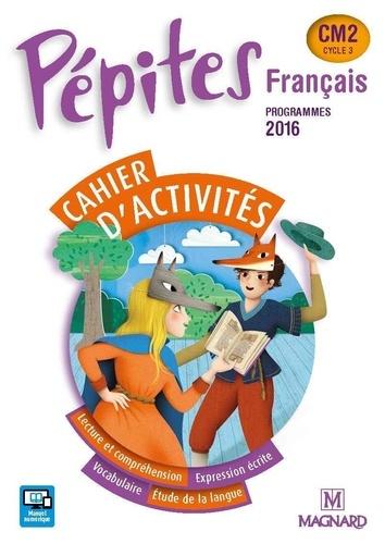 Francais Cm2 Pepites Cahier D Activites Grand Format