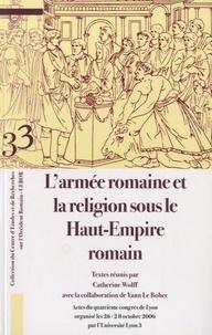 Larmée romaine et la religion sous le Haut-Empire romain - Actes du quatrième congrès de Lyon organisé les 26-28 octobre 2006.pdf