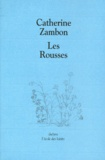 Catherine Zambon - Les oiseaux  : Les Rousses.