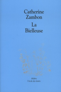 Catherine Zambon - Oiseaux  : La Bielleuse.