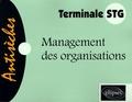Catherine Zerara - Management des organisations Tle STG.