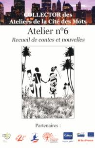 """Catherine Zoungrana - Atelier n° 6 - Recueil de contes et nouvelles """"Tous à vos plumes !"""" Session 2012."""