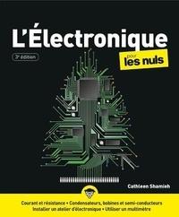 Cathleen Shamieh - L'électronique pour les nuls.