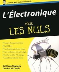 Livres électroniques à télécharger en pdf L'Electronique pour les Nuls 9782754022057 (French Edition)