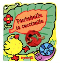 Cathy Boniver - Toutebelle la coccinelle.