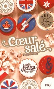 Cathy Cassidy - Les filles au chocolat Tome 3,5 : Coeur salé.