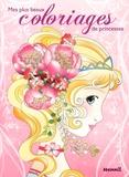 Cathy Delanssay - Mes plus beaux coloriages de princesses - Rose.