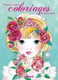 Cathy Delanssay - Mes plus beaux coloriages de princesses - Vert.