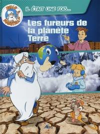 Cathy Franco - Les fureurs de la planète Terre.