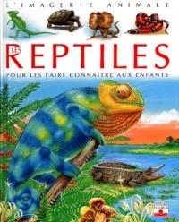 Cathy Franco et Jacques Dayan - Les reptiles - Pour les faire connaître aux enfants.