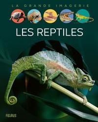 Cathy Franco - Les reptiles.