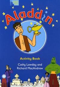 Cathy Lawday et Richard MacAndrew - Aladdin - Activity Book.